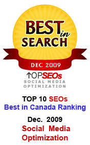 social media marketing strategies, Awards, SEO 7 Services is a search engine optimization consulting firm based in Montreal, Canada